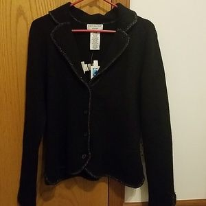 Covington NWT black sweater